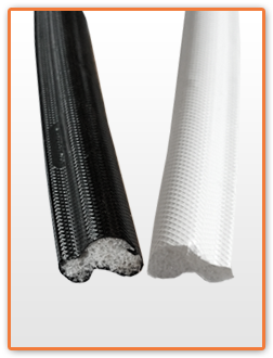 Hehr standard glass seal | rubber glazing seal.