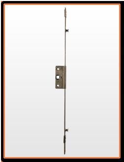Offset Espag Locking Rods