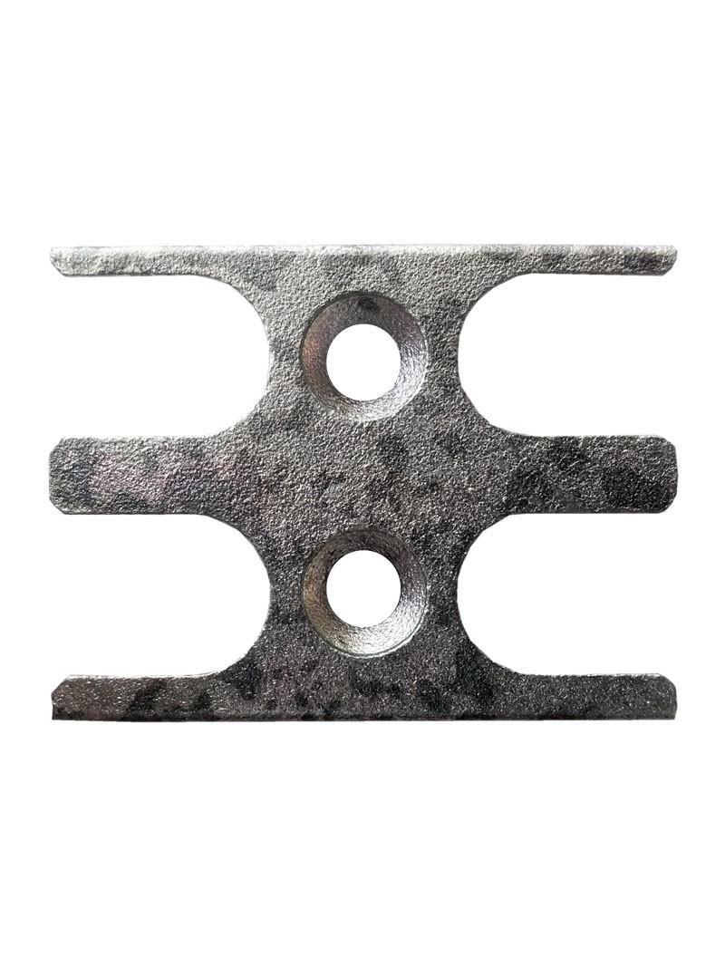 Trojan Stallion Window Lock Mushroom Striker Keep Night Vent Lock Plate