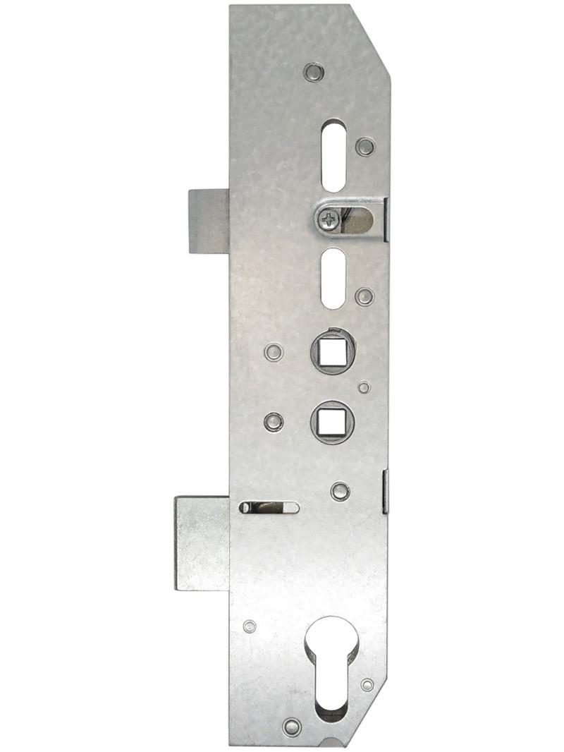 Mila Door Lock Case Gear Box 35mm Backset Twin Spindle
