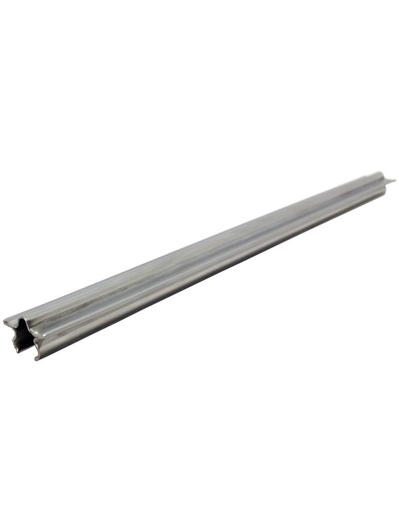 Inline Slider Patio Door Aluminium Track Snap In Old