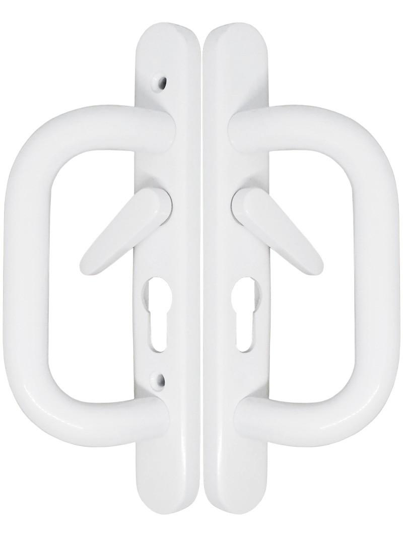 Schlegel Inline Patio Door D Handle 43mm Pz 133mm Screw