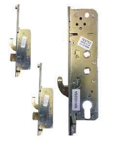 Millenco Upvc Door Lock 3 Hook 2 Bolt 2 Cam 35mm Backset  95pz MA1002SA