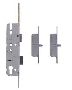 KFV 2 Pin Bolts 45mm Backset Multipoint Upvc Door Lock AS4350