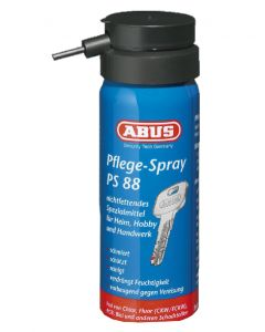 Abus PS88 Lubricating Lock Oil 50ml Can For Euro Lock Mechanisms