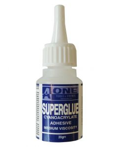 Gardinia Super Glue 20gm Bottle Trade Strength Cyanoacrylate Glue