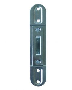 ERA Saracen Composite Timber Door Hook Bolt Keep Striker Plate