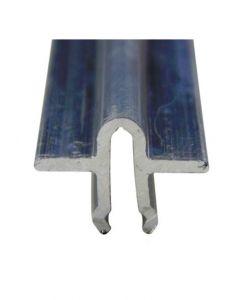 Inline Slider Patio Door Aluminium Track Snap In Fit Type
