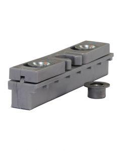 Maco Stable Door Snapper Catch Bullet Roller Plate SEG1021849
