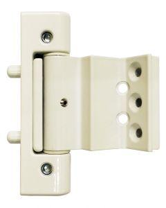 Mila Ideal Euro Rebate Door Hinge White 22mm Leg 9mm 11mm Or 13mm Axis