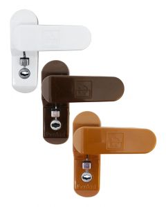Penkid Lockable Sash Jammer Upvc Security Bolt