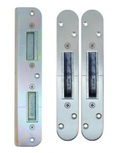 Fullex Crimebeater Lock 3 Piece Keep Set For Composite Timber Door
