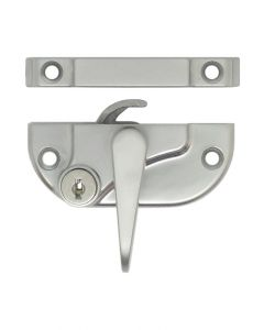 Silver Balance Locking Fitch Fastener Vertical Slide Sash Pivot Cam