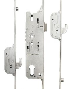 Fuhr 856 Upvc Or Bifold Door Lock 2 Hook 2 Roller 35 Backset Type 15