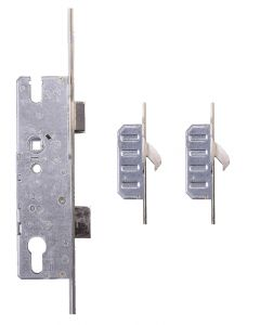 Winkhaus Cobra STV Upvc Door Lock 2 Hook 35mm Backset 16mm Faceplate