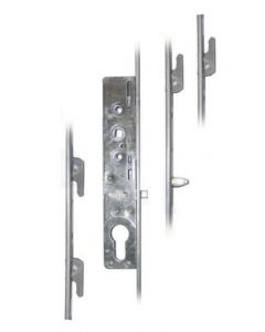 Mila Fearless Inline Sliding Patio Door Lock 4 Hooks