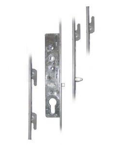 Mila Fearless Inline Sliding Patio Door Lock 4 Hooks