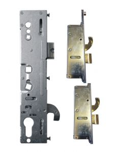 Millenco Mantis 3 Door Lock 3 Hook 2 Dead Bolt 2 Roller 35mm Backset  92pz