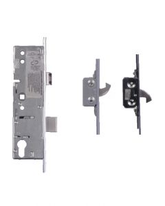 ERA Saracen Surelock Composite Or Timber Door Lock 2 Hook 20mm Plate