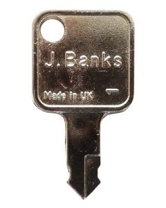 Res Lok Window Restrictor Lock Keys