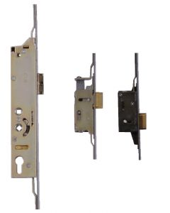 Yale Upvc Door Lock 3 Dead Bolt 1 Roller Cam 35mm Backset