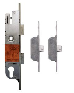 GU Ferco Europa Upvc Door Lock 3 Inbound Dead Bolt 28mm Backset 92pz