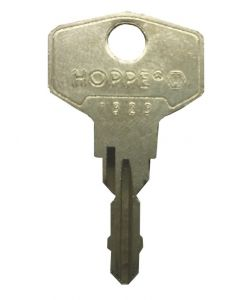 Hoppe 1323 Upvc Window Handle Key KCW5