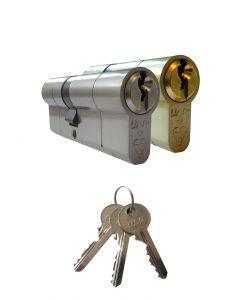 UAP Anti Snap Euro Door Cylinder Lock Security BSI Kite Mark SBD