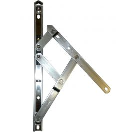 Nico12 Inch Friction Stay Window Hinge 13mm Stack