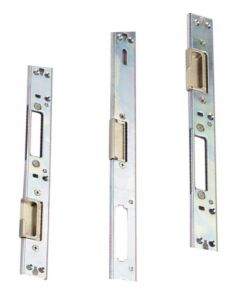 Avocet WMS Upvc Door Lock 2 Hook 2 Roller Full Keep Old Brassy Match