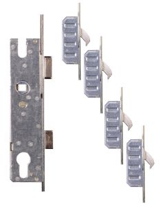 Winkhaus Cobra STV 4 Hook 28mm Backset Door Lock 16mm Face Plate