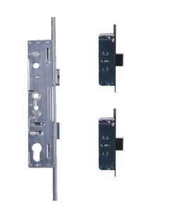 Lockmaster 3 Dead Bolts 35mm Backset MilaMaster Upvc Door Lock
