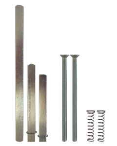 Fullex Upvc Split Spindle Pack for Fulllex Door Handle and Door Locks