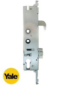 Yale G2000 Door Lock Case Gear Box Genuine Replacement Silver Plated