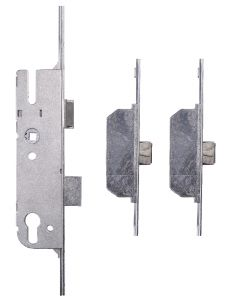 GU Ferco Upvc Door Lock 3 Dead Bolts 35mm Backset 92pz Inbound Bolts