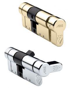 ABS Quantum Thumb Turn Euro Cylinder Lock 3 Star Anti Snap TS007 [New]