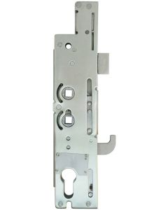 Fullex XL Door Lock Case Gear Box 35mm Backset 2 Spindle With Hook
