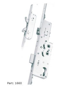 Avocet Affinity Bastion Door Lock Composite Or Timber 4 Hook