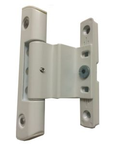 Gardinia 3D Euro Rebate Door Hinge 22mm 9 to 13mm Rebate Adjustable
