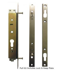Schlegel Match Inline Patio Door Lock Case Gear Box 43pz Repair Kit