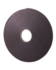 Gardinia Black Double Sided Tape 10 x 4mm 15Mtr Roll