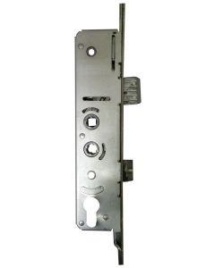 Avantis Door Lock Case 45mm Backset Gear Box Centre Twin Spindle