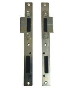 Avocet Affinity Composite Timber Door Latch Dead Bolt Keep Handed