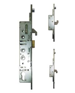Fab & Fix 3 Hook 3 Roller Cam Upvc Door Lock 35mm Backset 92 62 PZ