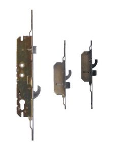 Millenco Upvc Door Lock 3 Hook 2 Bolt No Cam 35 Backset 117pz MA51115A