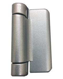 Fab & Fix Haven HD Composite Door Hinge Silver