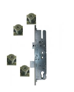 Maco Upvc Door Lock 4 IS Roller Cam 35mm Backset CTS Split Spindle