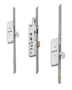 Fullex Crimebeater Door Lock 2 Hook 45mm Backset 20mm Faceplate 92pz