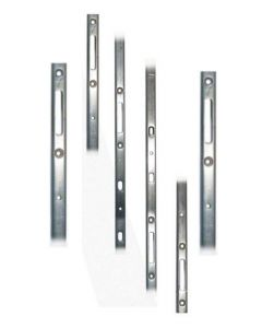 Mila Yale Fearless Inline Patio Door 6 Hook Keep Striker Full Length Plate