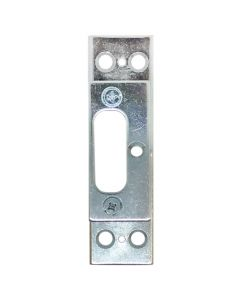 Lockmaster Milamaster Upvc Door Single Slot Shoot Bolt Keep Striker
